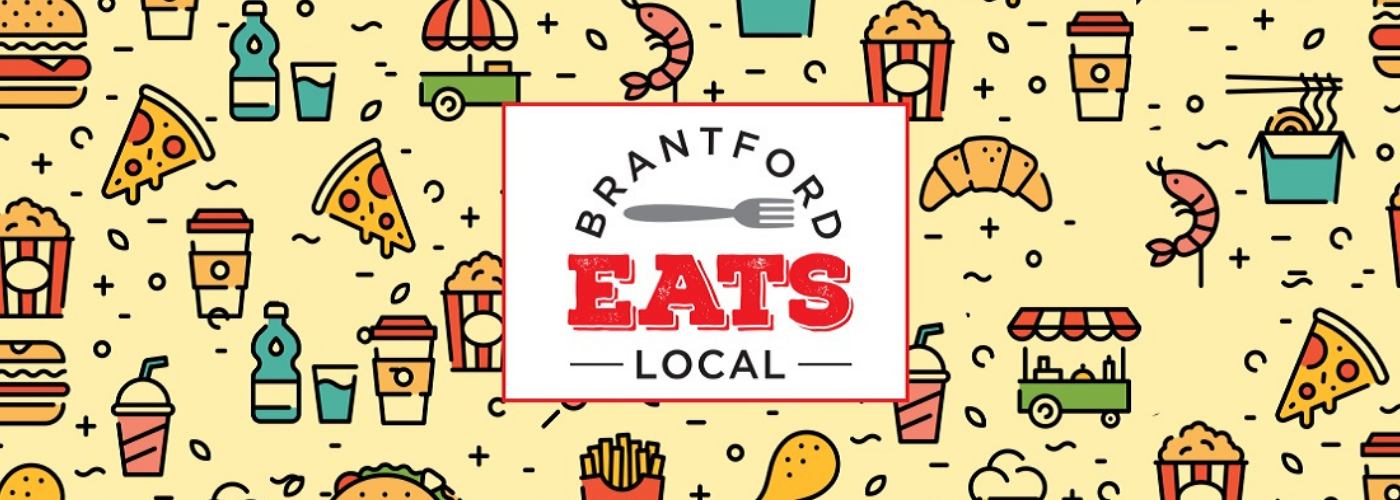 Brantford Eats logo
